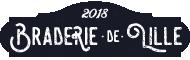 Logo de la Braderie de Lille 2018